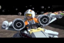 Lego Star Wars: Preteky s rebelmi