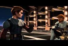 Star Wars: Vojny klonov - Virus Modry tien