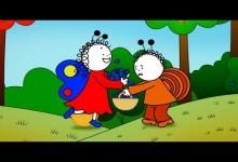 Bambulin a Berunka: Ako zbierali cucoriedky