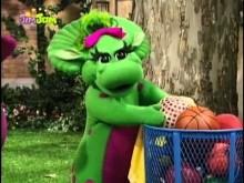 Barney a priatelia: Delit sa znamena mat rad