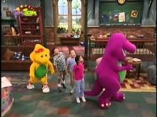 Barney a priatelia: Obrazok priatelstva