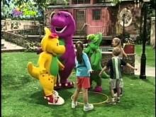 Barney a priatelia: Tade sem! Tade tam!