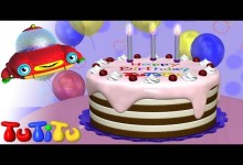TuTiTu: Narodeninova torta
