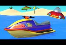 TuTiTu: Vodny skuter