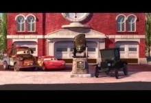 Auta - Materove pribehy: Cesta casom
