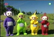 Teletubbies: Chrobaciky