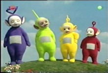 Teletubbies: Jazvece