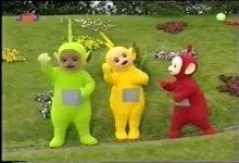 Teletubbies: Spev