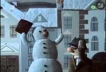 Snehuliacke rozpravky: Snezny muz