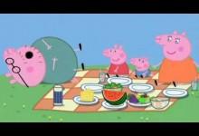 Prasiatko Pepa - Piknik