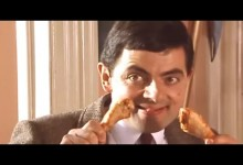 Mr. Bean: V izbe 426