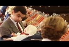 Mr. Bean: Pozor na dieta