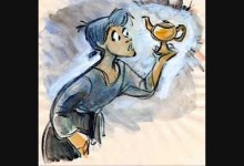 Aladinova zazracna lampa (sk)
