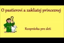 O pastierovi a zakliatej princeznej (audio)