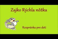 Zajko Rychla nozka (audio)