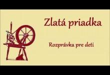 Zlata priadka (audio)