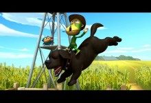Vesmirne opice: Pes