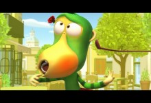 Vesmirne opice: Chameleon