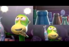 Vesmirne opice: Dazdove kvapky