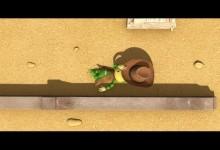 Vesmirne opice: Stroj na sodu