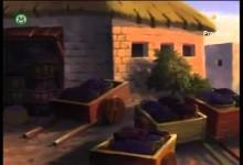 Biblicke pribehy: Dom na skale