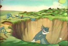 Tom a Jerry: Golf