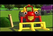 Traktor Tom: Klapalkove kridla