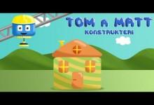 Kamion Tom a zeriav Matt: Dom