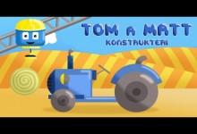 Kamion Tom a zeriav Matt: Traktor