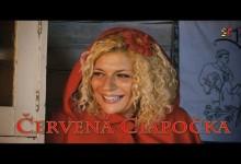 Smejko a Tanculienka: Cervena ciapocka