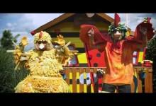 Smejko a Tanculienka: Kacaci tanec