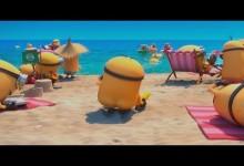 Mimoni: Party na plazi