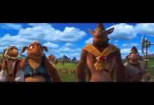 Snehova kralovna 2 (trailer)