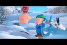 Snoopy a Charlie Brown vo filme (trailer)
