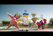 Spongebob vo filme: Huba na suchu (trailer)