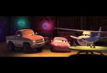 Lietadla 2 (trailer)