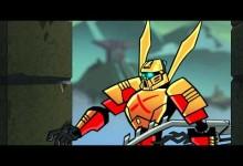 Bionicle: Tim hrdinov