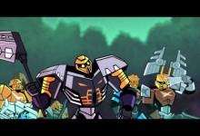 Bionicle: Pan pavucich lebkacov