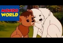 Levi kral Simba: Lesny poziar