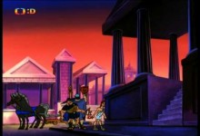 Herkules: Padajuce hviezdy