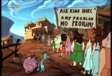 Herkules: Kral Thessalie