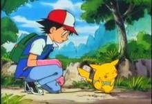 Pokemon: Volim si teba