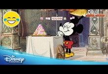 Mickey Mouse: Turecky med