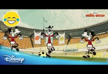 Mickey Mouse: Sportovy duch
