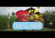 Smejko a Tanculienka: Let si, vtacik