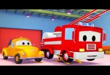 Odtahove auto Tom: Hasicske auto