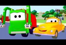 Odtahove auto Tom: Smetiarske auto