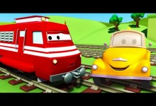 Odtahove auto Tom: Kombajn