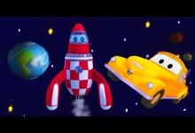 Odtahove auto Tom: Raketa