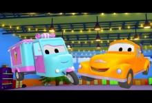 Odtahove auto Tom: Cukrarenske auto